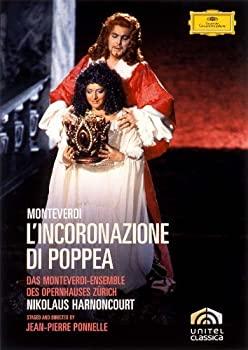 送料無料(一部地域を除く) 中古 モンテヴェルディ:歌劇《ポッペーアの戴冠》 在庫一掃売り切りセール DVD