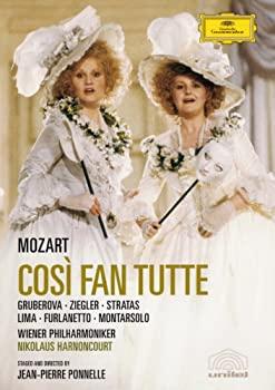 情熱セール 中古 モーツァルト:歌劇《コジ 今だけスーパーセール限定 ファン DVD トゥッテ》