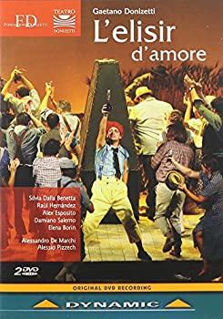 中古 L'Elisir D'Amore Import ランキング総合1位 DVD 税込