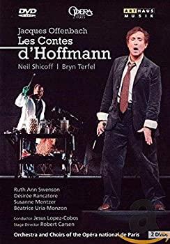 中古 Les Contes 通販 激安 DVD 在庫一掃 Import Dhoffmann