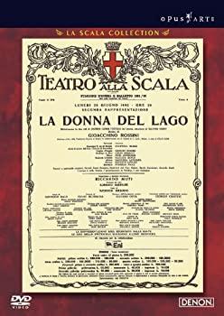 国産品 中古 ロッシーニ作曲 歌劇《湖上の美人》 ミラノ スカラ座 DVD 本物 1992