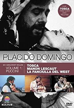 中古 Tosca Manon Lescaut La West 激安卸販売新品 Fanciulla 即納送料無料 Del DVD Import