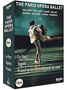 中古 Paris 超激安特価 Opera Ballet Seasonal Wrap入荷 Import Box DVD Set