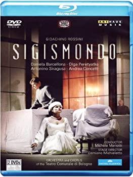 <title>中古 Sigismondo: Live from the Rossini Opera Festival 2010 Blu-ray Import 超定番</title>