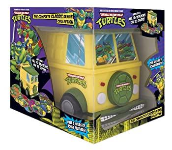 中古 Teenage Mutant マーケット Ninja Turtles: DVD Series Comp Import Classic ファクトリーアウトレット