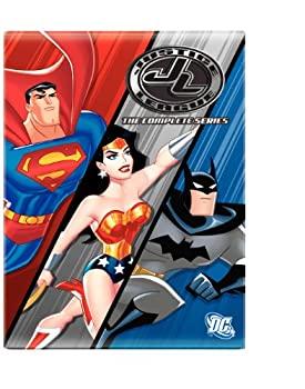 メーカー直売 中古 お見舞い Justice League: Complete Series DVD Import