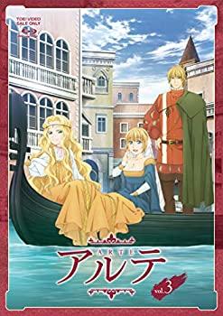 【超目玉】 【】アルテ VOL.3 [Blu-ray], Bose 881d0f4e