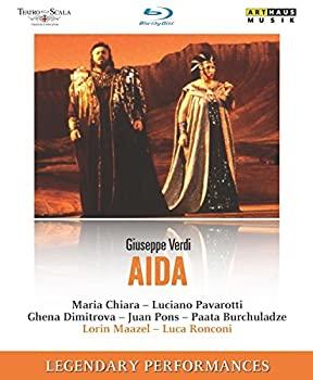 Verdi AidaMaria Chiara; Luciano Pavarotti; Ghena Dimitrova; JuA5L3Rj4