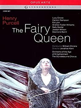 【中古】Purcell: The Fairy Queen [Purcell: The Fairy Queen Glyndebourne Festival 2009] [DVD] [2010] [NTSC] by Sally Dexter