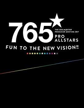 中古 Amazon.co.jp限定 THE IDOLM@STER PRODUCER MEETING 2017 765PRO ALLSTARS 期間限定の激安セール 即日出荷 -Fun the プロミ - BOX to PERFECT vision new Event Blu-ray