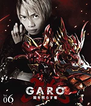 中古 SALE開催中 牙狼 GARO vol.6 Blu-ray ~闇を照らす者~ 爆安