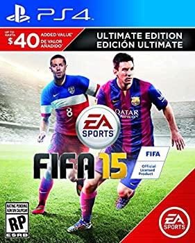中古 FIFA 15 Ultimate Team 輸入版:北米 特価 Edition PS4 - 5☆大好評