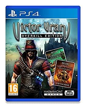 中古 世界の人気ブランド Victor Vran: Overkill 輸入版 PS4 当店は最高な サービスを提供します Edition