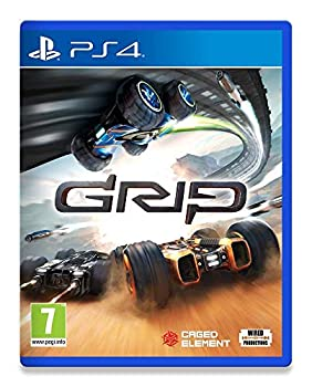 中古 GRIP Combat PS4 Racing 最安値挑戦 輸入版 時間指定不可