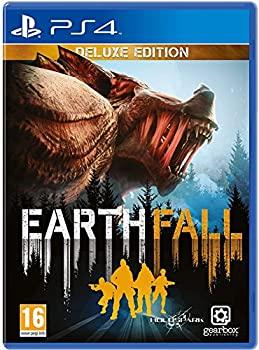 中古 価格交渉OK送料無料 Earthfall Deluxe 輸入版 日本正規代理店品 PS4 Edition