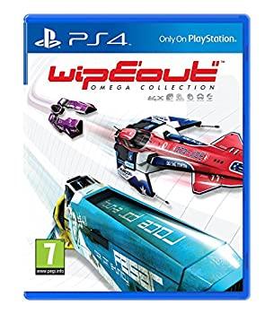 中古 WipEout: Omega 輸入版 PS4 ギフト 公式サイト Collection
