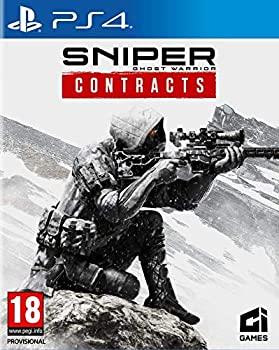 中古 Sniper メイルオーダー Ghost Warrior 最新アイテム PS4 Contracts 輸入版