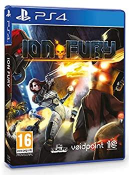 中古 Ion Fury 最新 輸入版 PS4 正規逆輸入品