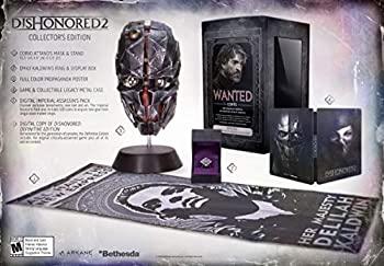 【中古】Dishonored 2: Premium Collector's Edition [並行輸入品]