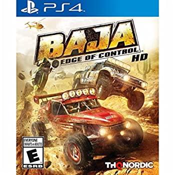 【中古】Baja Edge of Control HD PlayStation 4 バハエッジ コントロールHD プレイステーション4 北米英語版 [並行輸入品]