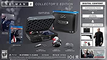 【中古】HITMAN 2 Collector's Edition playstation 4 ヒットマン2コレクターズ・エディションプレイステーション4 北米英語版 [並行輸入品]