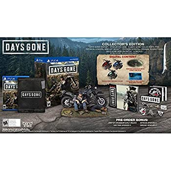<title>中古 Days Gone Collector's Edition PlayStation 4 ランキングTOP5 デイズゴーンコレクターズエディションプレイステーション4 北米英語版 並行輸入品</title>