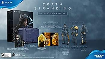 中古 お得セット 超激得SALE Death Stranding: Collector's 輸入版:北米 PS4 - Edition