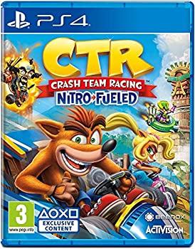 中古 Crash Team 2020A/W新作送料無料 Racing Nitro-Fueled 輸入版 本物 PS4