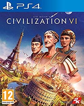中古 信託 Civilization VI 安全 輸入版 PS4