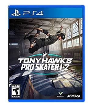 中古 Tony Hawk Pro 2020秋冬新作 Skater 休日 1 輸入版:北米 PS4 + - 2