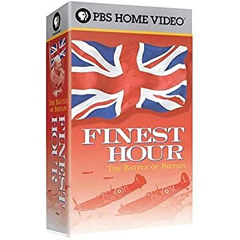 登場! 【】Finest Hour: Battle of Britain [VHS], VIPORTE 836cacde