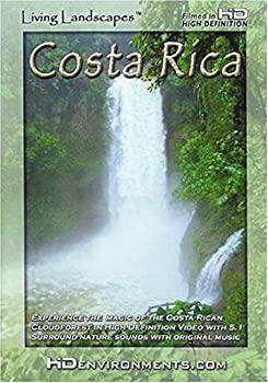 トップ 【】Living Landscapes: Costa Rica [DVD] [Import], 池田町 6d4e023d