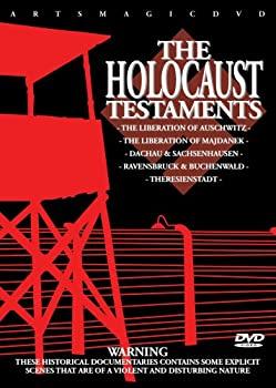 毎日続々入荷 中古 Holocaust Testaments オンラインショッピング Import DVD