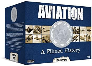 中古 Aviation: A <セール&特集> Filmed History 価格 DVD