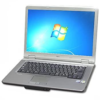 中古 中古ノートパソコン NEC VersaPro PC-VY20A 百貨店 1GBメモリ EIOffice E-5 DVD再生可能 15型ワイド液晶 国内送料無料