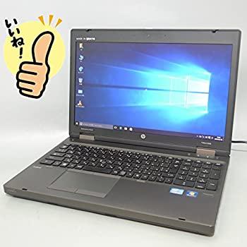 週間売れ筋 【】★即使用可能!ノートパソコン★ Windows 10 Pro 64bit搭載 HP 6560b/第2世代Core i3 2350M 2.30Ghz/メモリー 2GB/HDD 160GB/DVDスーパーマ, 市場町 833af8cf