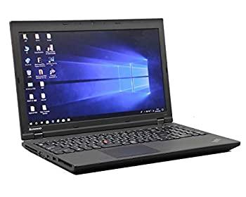 中古 WPS Office 卓抜 Lenovo ThinkPad L540 期間限定特価品 Win10 Pro 15.6インチ DVD-ROM 4210M 無線LAN 2.60GHz i5 HDD500GB メモリ4GB Core