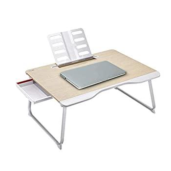 品質保証 中古 ベッドコンピュータデスク 環境保護素材 ノートパソコンブラケット 大容量引き出しスト 折りたたみコンピュータデスク 多機能子供用読書フレーム 割引も実施中