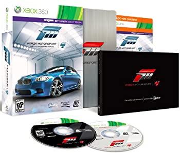 中古 上質 Forza 実物 Motorsport 4 Limited 輸入版 Edition