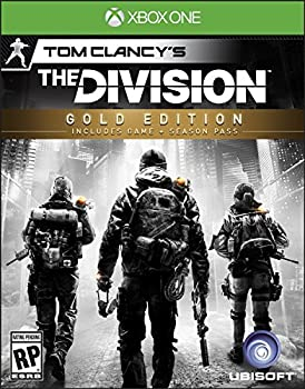 中古 お金を節約 Tom Clancy's メーカー公式 The Division Gold 並行輸入品 Edition One Xbox -