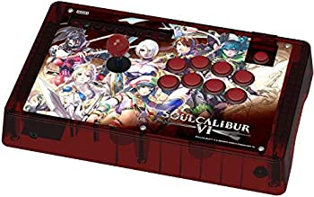 【中古】HORI Real Arcade Pro (Soul Calibur VI Edition) - Xbox One - Imported from USA.