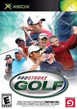 中古 Pro Stroke Golf: World 誕生日/お祝い 贈呈 Tour 2007 Xbox 並行輸入品 -