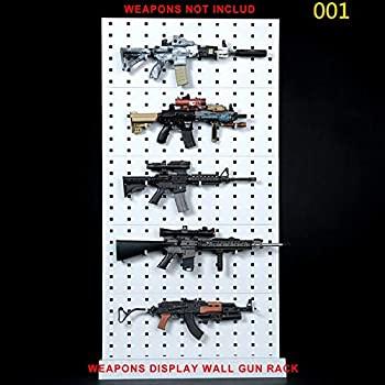 中古 XFC-QJIA 001 6スケールガン12 に設定された棚 激安通販ショッピング をスタンドモジュラーウェポン銃ディスプレイラック NEW ARRIVAL 武器含まれていない