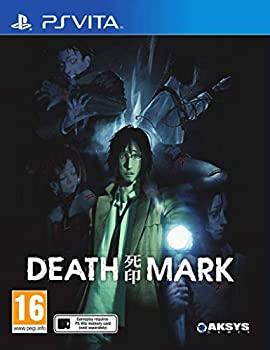 人気海外一番 中古 Death Mark 輸入版 Vita 安全 PlayStation
