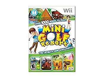 【中古】Wii Mini Golf Resort (輸入版)