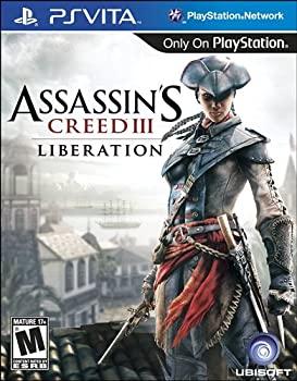【中古】Assassins Creed III Liberation (輸入版:北米) - PS Vita