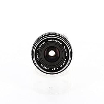 中古 OLYMPUS 70%OFFアウトレット MFレンズ 28mm F3.5 人気ブランド多数対象 OM