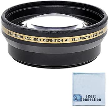 バーゲンで 【】Pro Series DX 52?mm 2.2?X高AF望遠レンズ+マイクロファイバー布for 4???5.6?G Nikon af-s DX if-ed、af-s VR Zoom - Nikkor 55???200?mm 4???5.6?G if-ed、af-s DX VR Zoo, 北相木村:4e0e85fb --- ltcpackage.online