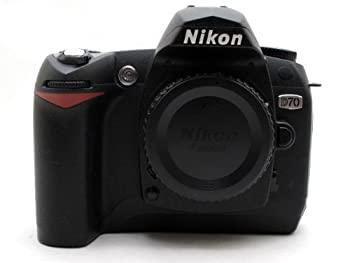 中古 NIKON ニコンデジタルカメラ D70 ボディ BODY 予約販売 人気の定番 610万画素