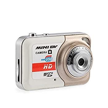 秀逸 中古 セール特価 カメラ X6 PLUSの高精細カメラ1080Pデジタルビデオカメラミニビデオレコーダー デジタル一眼レフカメラ ブラック ボディ